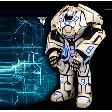 Трёхметровый великан RoboTop