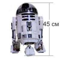 Астродроид R2-D2 - 45 см - автономный в аренду