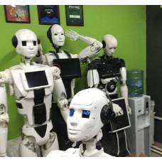 Робот для съёмок или интерьера в аренду